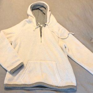 Old navy quarter zip sweatshirt